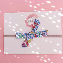 Kokardka mała- Favourite flowers- opaska